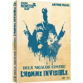 Deux Nigauds Contre L'homme Invisible - Combo Blu-Ray + Dvd de Charles Lamont