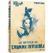 Le Retour De L'homme Invisible - Combo Blu-Ray + Dvd de Joe May