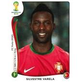 N� 522 - Stickers Image Panini Fifa World Cup Brasil 2014 - Silvestre Varela