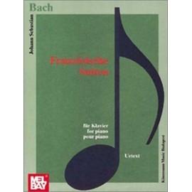 Französische Suiten (Suites françaises) BWV 812-817