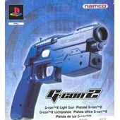 Namco G-Con 2 - Pistolet L�ger - 1 Bouton(S) - Filaire - Pour Sony Playstation 2
