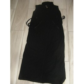 Robe Pr�natal Long Avec Poche Viscose 42/40 Noir