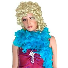 Boa Bleu Turquoise 2 M