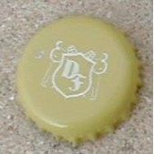 Belgique Capsule Bi�re Beer Crown Cap Bush Df Brasserie Dubuisson Fr�res