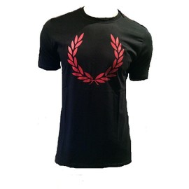 T Shirt Fred Perry M8212 Noir