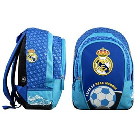 Sac � Dos Baby Real Madrid 1 Compartiment 1 Poche Bleu
