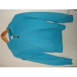 Veste D�cathlon Coton M Turquoise