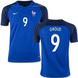 Maillot Equipe De France Euro 2016 Giroud Taille Xl..Neuf/Etiquettes