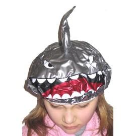 Bonnet De Bain Requin Pvc