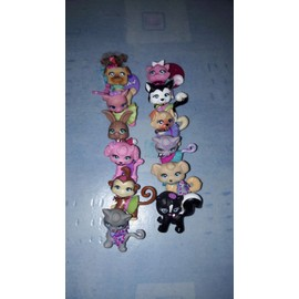 Animaux Polly Pocket