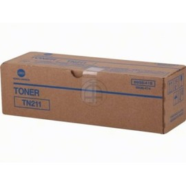 Konica Minolta Toner Laser Tn211 Noir, 17500 Pages