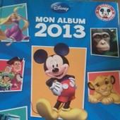 Mon Album 2013 Disney de disney