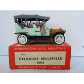 Voiture Miniature Rami Mod�le Delaunay Belleville 1904
