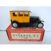 Voiture Miniature Rami Mod�le Citro�n B2 Premi�re Tout Acier . Jaune; 1925