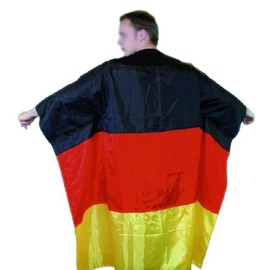 Cape Supporter Allemand, Belge, 150 X 90 Cm