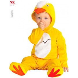 Costume B�b� Poussin Taille 90cm
