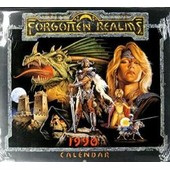 Calendrier Tsr Advanced Dungeons And Dragons Forgotten Realms