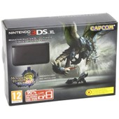 Nintendo 3ds Xl Noir Monster Hunter 3 Ultimate Limited Edition