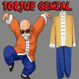 Cosplay Tortue Geniale
