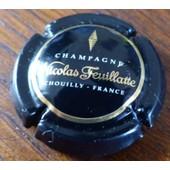 Capsule Champagne Nicolas Feuillatte