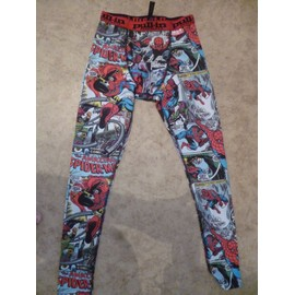 Cale�on Pull-In Marvel Polyester 8 Ans Multicolore