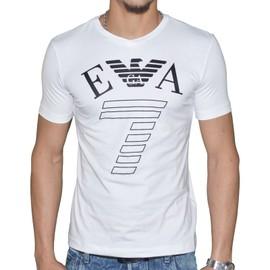 T-Shirt Armani Ea7 Train Graph M 273755 Slim Fit Coton