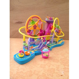 Mini Polly Pocket Parc D'attraction