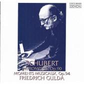 Impromptus Op.90, Moments Musicaux Op.94 - Schubert