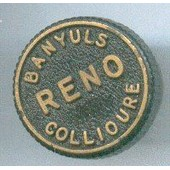 Ancien Bouchon Liege Banyuls Reno Collioure