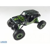 Voiture Rc 4x4 The Ruler Crazy 2,4ghz