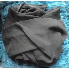 Grand Voile Noir Pour Danse Du Ventre 300x130 Cm