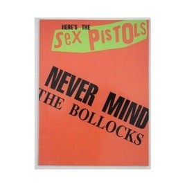 Partition Sex Pistols - Never mind the Bollocks