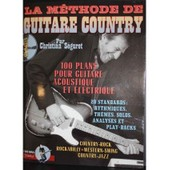 D�butant Guitare Country (+Cd) - Rebillard