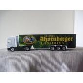 Camion Mercedes Biere Ahornberger Ho 1/87