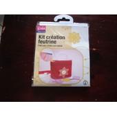 Kit Cr�ation Feutrine