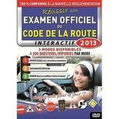 R�ussir Son Examen Officiel Du Code De La Route Interactif Dvd 2013 - Lcj Productions