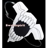Mask Nnoitra Gilger Masque Espada N�5 Cosplay Bleach Replique Reproduction Deguisement