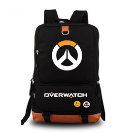 Honhuiqixin Overwatch Ow Sac � Dos Cartable �paule �cole Voyage Travail Sport