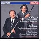 Concerto Pour Clarinette - Sinfonia Concertante - Pleyel - Danzi