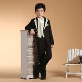 Costume C�r�monie Pour Gar�on 6 Pi�ces Enfant Gar�on Mariage Bapt�me