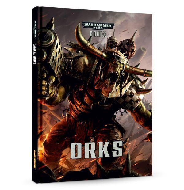 Warhammer 40,000 ( 40k ) - Codex: Orks