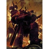 Warhammer 40,000 ( 40k ) - Codex Crimson Slaughter