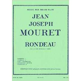 rondeau (theme of BBC masterpiece theatre) - pour ensemble de cuivres