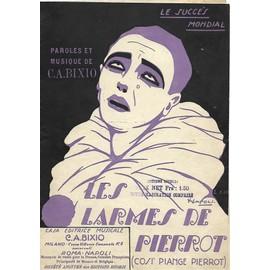 Les larmes de Pierrot ( cosi piange Pierrot )