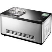 Unold 2074013 Gusto Turbine � Glace R�frig�rante Argent