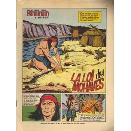 Rintintin Et Rusty : La Loi Des Mohaves 1971