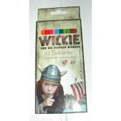 Wickie Le Viking Bo�te En Carton De 12 Crayons Couleur