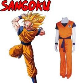 Cosplay Sangoku De Dragon Ball
