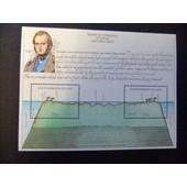 Cocos Islas Keeling 1981 Charles Darwin Yvert N� Bloc 1 ** Mnh