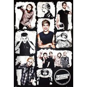 Maxi Poster 61 X 91,5 Cm Grille 5 Seconds Of Summer 5sos